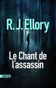 Le Chant de l'assassin La couverture du livre martien