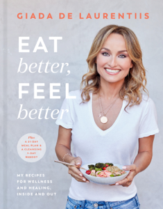Eat Better, Feel Better Book Cover
