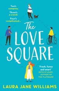 The Love Square Book Cover