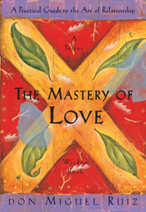 The Mastery of Love Boekomslag