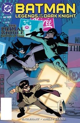 Batman: Legends of the Dark Knight (1989-2007) #109