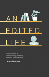 An Edited Life Cover Book