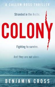 Colony Book Cover