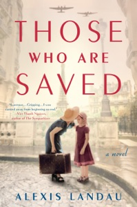 Those Who Are Saved Book Cover