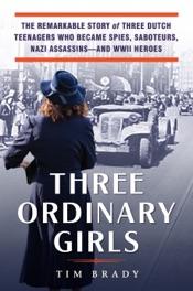 Read online Three Ordinary Girls