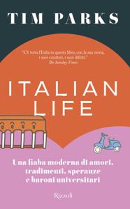Italian life Libro Cover