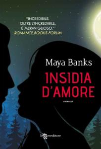 Insidia d'amore Libro Cover