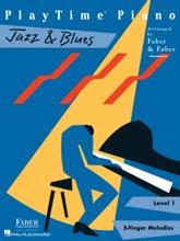 PlayTime  Piano Jazz & Blues - Level 1