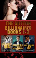 Lori Ryan - The Sutton Billionaires Books 1-3 artwork