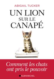 Un lion sur le canapé