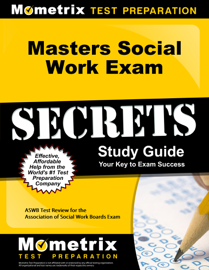 Masters Social Work Exam Secrets Study Guide: