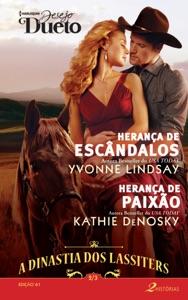 A Dinastia dos Lassiters 2 de 3 Book Cover