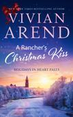 A Rancher's Christmas Kiss Book Cover