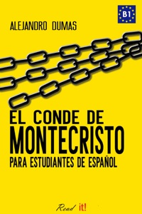 El conde de Montecristo para estudiantes de español Book Cover
