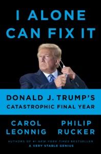 I Alone Can Fix It Book Cover