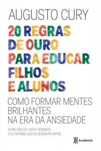 20 Regras de Ouro Para Educar Filhos e Alunos Book Cover