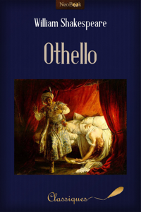 Othello La couverture du livre martien