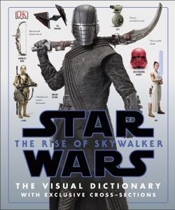 Star Wars The Rise of Skywalker The Visual Dictionary by Pablo Hidalgo Book Cover