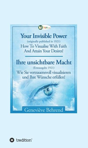 Genevieve Behrend On Apple Books