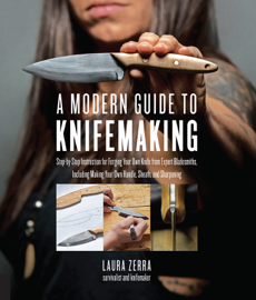 A Modern Guide to Knifemaking book