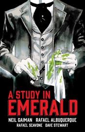 Neil Gaiman's A Study in Emerald