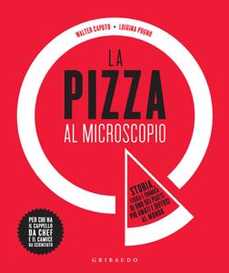 La pizza al microscopio Copertina del libro