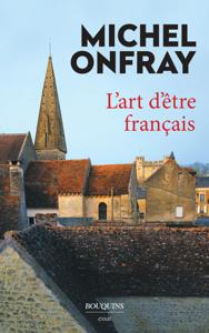 L'Art d'être français Couverture de livre