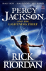 Rick Riordan - Percy Jackson and the Lightning Thief (Book 1 of Percy Jackson) artwork
