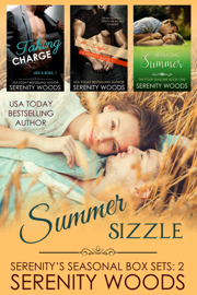Summer Sizzle - Serenity Woods book summary