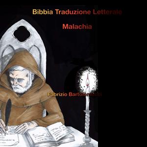 Bibbia traduzione letterale: Malachia Copertina del libro