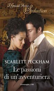 Le passioni di un'avventuriera Book Cover