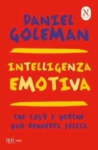 Intelligenza emotiva Book Cover