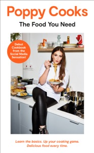 Poppy Cooks Book Cover