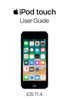 Apple Inc. - iPod touch User Guide for iOS 11.4 artwork