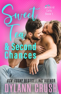 Sweet Tea & Second Chances Book Cover