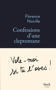 Confessions d'une cleptomane Book Cover