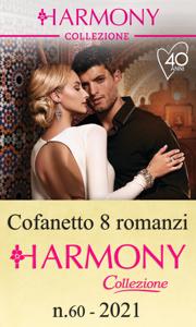 Cofanetto 8 Harmony Collezione n.60/2021 Book Cover