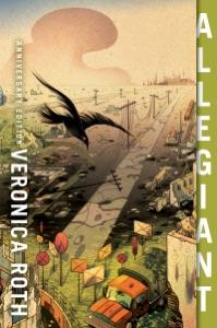 Allegiant Book Cover