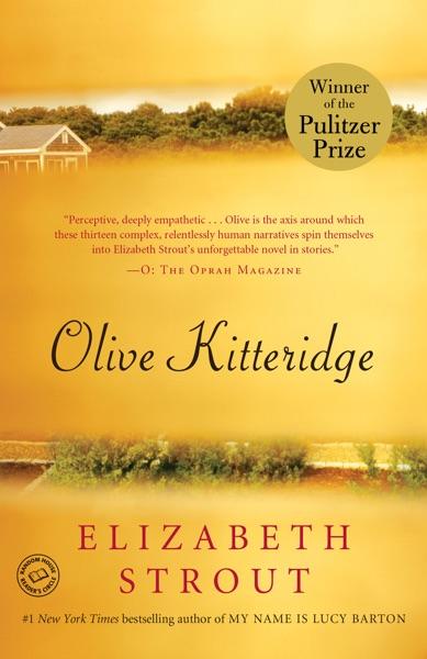 Olive Kitteridge - Elizabeth Strout book cover