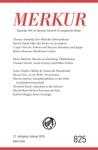 MERKUR Gegrndet 1947 Als Deutsche Zeitschrift Fr Europisches Denken - 2018-02