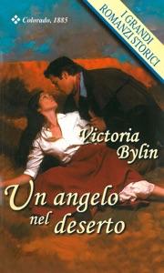 Un angelo nel deserto di Victoria Bylin Copertina del libro