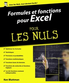 Formules et fonctions pour Excel 2013 et 2016 pour les Nuls - John Walkenbach