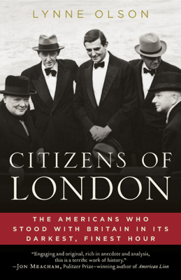Citizens of London - Lynne Olson book