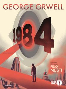 1984. Il graphic novel Copertina del libro