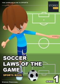 Soccer Laws of the Game book