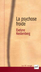 La psychose froide La couverture du livre martien