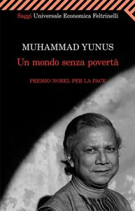 Un mondo senza povertà Copertina del libro