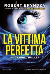 La vittima perfetta Copertina del libro