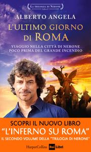 L'ultimo giorno di Roma Copertina del libro