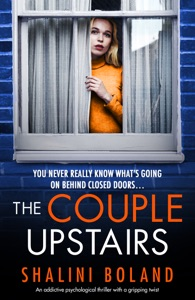 The Couple Upstairs Book Cover